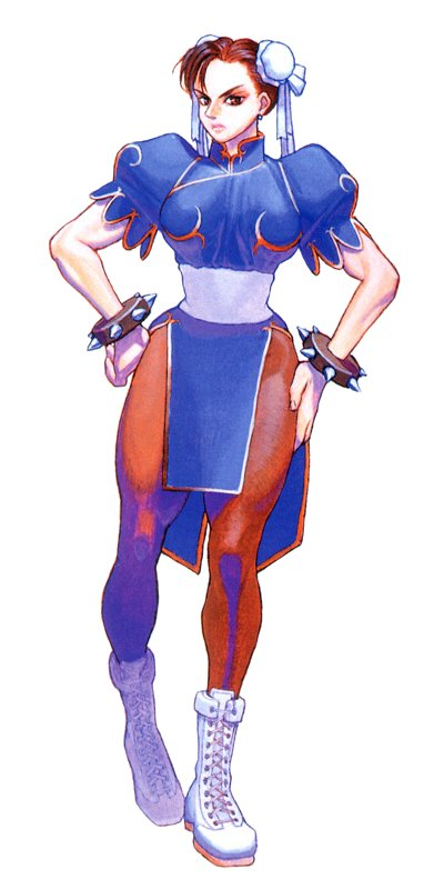 Street Fighter Galleries: Street Fighter EX2 Plus: Series 1